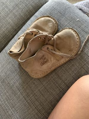 """Toddler safari boots from Africa size """"7"""" runs big for Sale in St. Petersburg, FL"""