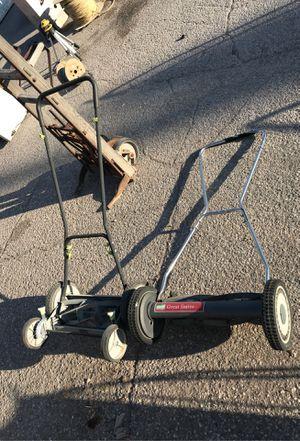 Push Reel Lawn Mower for Sale in Las Vegas, NV