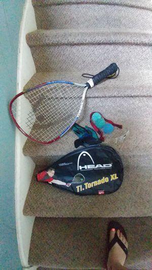 TI Tornado XL Racquet for Sale in Horsham, PA