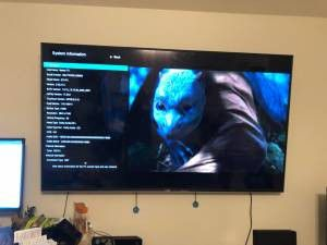 "60"" Vizio 4k Smart LED TV with remote for Sale in Glenarden, MD"