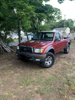 2002 Toyota Tacoma 4cl 4x4 Manuel extra cab for Sale in Branford, CT