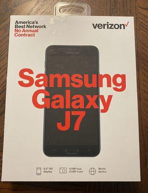 Samsung Galaxy J7 Smartphone for Sale in O'Fallon, IL