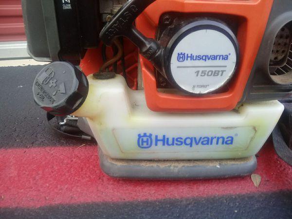 150bt husqvarna leaf blower