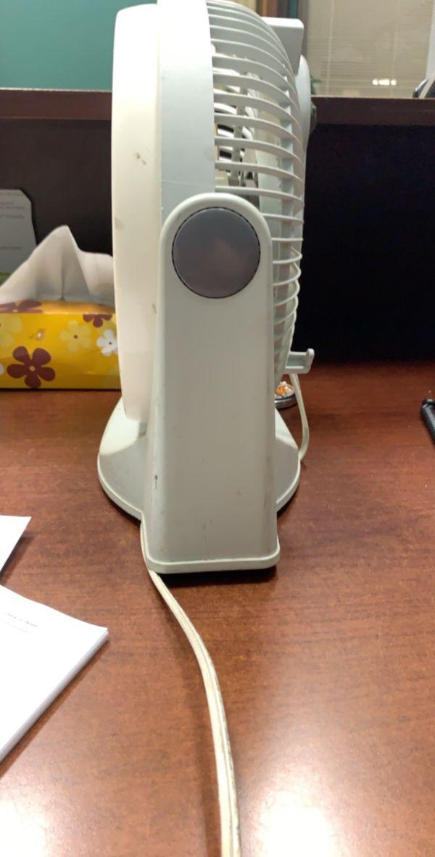 Medium air fan