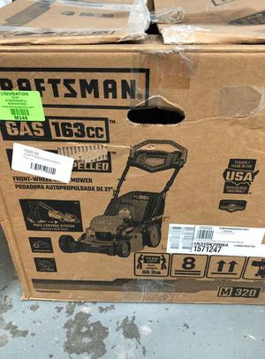 Craftsman lawnmower C0I for Sale in Orange, CA