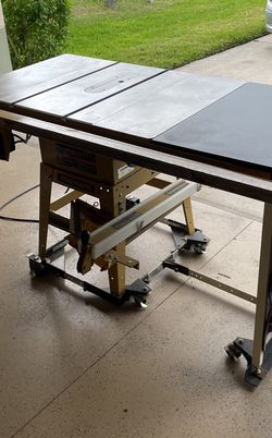 Powermatic Table Saw for Sale in Lakeland,  FL