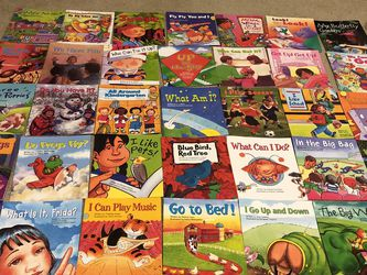 Lot Of 34 Scott Foresman Kindergarten Level Reading Books for Sale in Smyrna,  TN