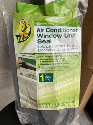 AC window unit seal for Sale in Hialeah, FL