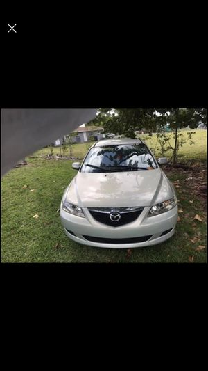 2004 Mazda 6 for Sale in Coral Springs, FL