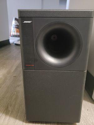 Bose acoustimass 7 speaker for Sale in Everett, WA