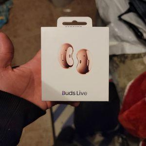 Galaxy Buds Live for Sale in Phoenix, AZ
