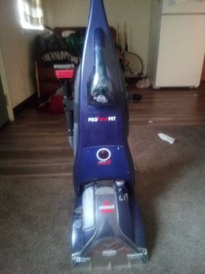 Bissell proheat pet for Sale in Tulsa, OK