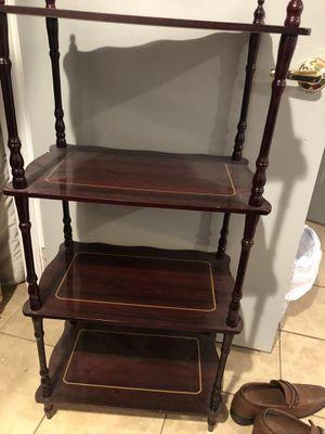Living room shelf for Sale in Woodland Park, NJ