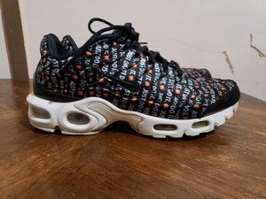 Nike air max plus size 8 for Sale in Buffalo, NY