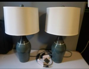 2 lamps for Sale in Phoenix, AZ