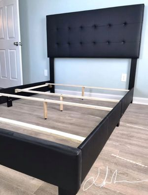 Brand new queen and king size bed frame for Sale in Atlanta, GA