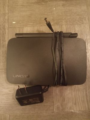 Linksys E2500 router for Sale in Clearwater, FL