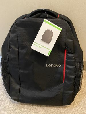 "Lenovo 15.6"" laptop backpack for Sale in Woonsocket, RI"