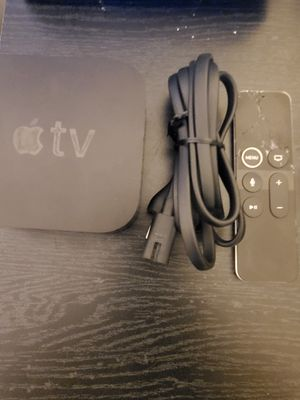 Apple TV 4k 32gb for Sale in Frederick, MD