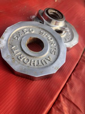 Weighted plates for Sale in Dearborn, MI