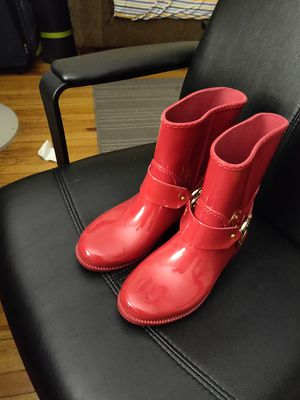 Michael Kors Rain boots - size 7 for Sale in MIDDLE CITY WEST, PA