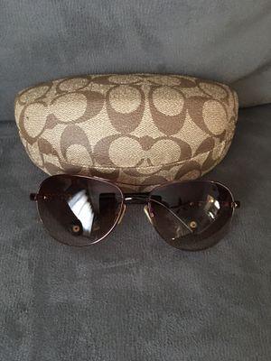 Coach Aviator Sunglasses for Sale in Elgin, IL