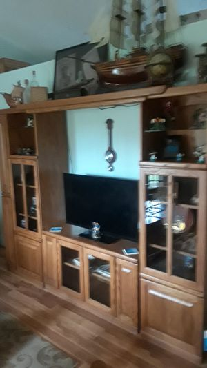Wall Unit/TV Stand for Sale in Palm Bay, FL