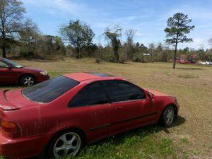 1994 Honda Civic 5 speed for Sale in Lizella, GA