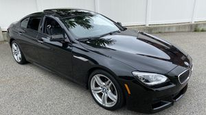 2015 BMW 640I XDrive 33 k miles Finance Everett Ma for Sale in Everett, MA