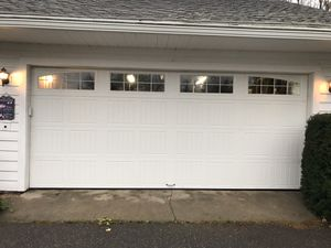 installation and repair of garage doors. If your garage is old we'll put it on again 100/100 for Sale in North Providence, RI