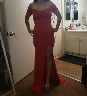Red Dress(mermaid style)NEW$35 for Sale in Oxnard, CA