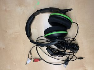 Turtle Beach Xbox 360 headset XL1 for Sale in Federal Way, WA