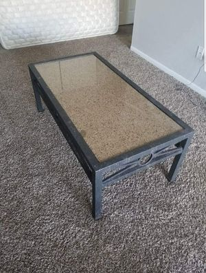 Granite Top Coffee Table for Sale in Petoskey, MI