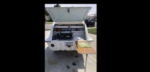 1963 Cam Pact fiberglass teardrop for Sale in Pomona, CA