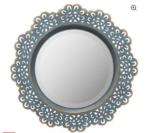 Accent mirror wall decor for Sale in Willow Springs, IL