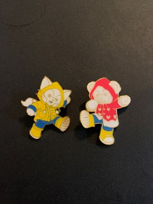 LIMITED EDITION OF 500 Disney Shanghai Duffy Pins RARE for Sale in Davenport, FL