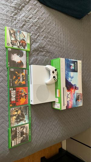 Xbox one S, 1Tb for Sale in Denver, CO