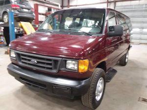 2007 Ford Econoline Wagon for Sale in Phillipston, MA
