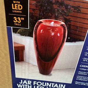 Jar Fountain for Sale in Commerce, CA