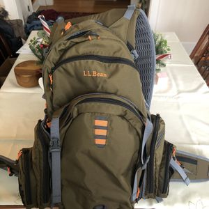 LLBEAN Fishing backpack for Sale in Stroudsburg, PA
