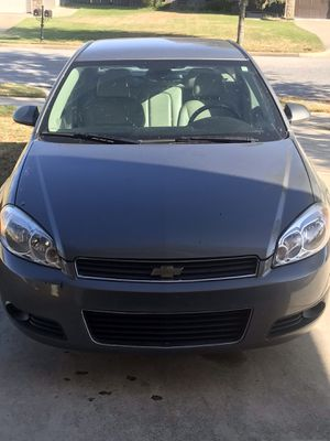 2007 Chevy impala for Sale in Montgomery, AL
