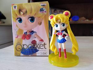 Sailor Moon Q Posket Petit Vol. 1 From Banpresto for Sale in Westmont, IL
