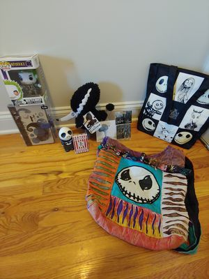 Tim Burton Collectibles Lot (NEW ITEMS ADDED) for Sale in Helmetta, NJ