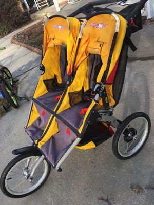 Bob Ironman double jogger stroller for Sale in Woodbridge, VA