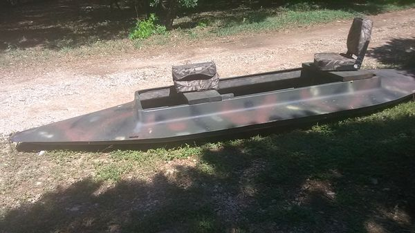 Duck Hunting Boats For Sale >> Duck Hunting Fishing Boat For Sale In Brackettville Tx Offerup