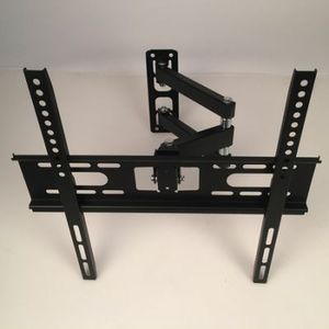 "Brand new in box Universal Wall TV Mount Fits 22"" to 55"" TV Sizes Swivel Full Motion Tilt Single Arm for Sale in Whittier, CA"