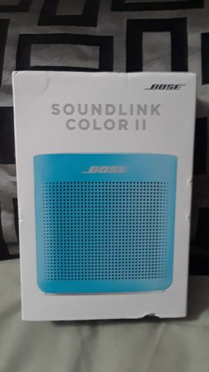 BOSE BLUETOOTH SPEAKER $60 NEW STILL IN THE BOX for Sale in Bakersfield, CA