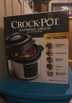 Crock pot 8 quart for Sale in Germantown, MD
