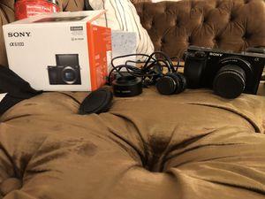 Sony a6000 digital camera for Sale in Fairfax, VA