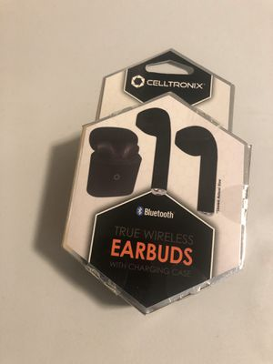 Brand new True wireless earbuds with charging case for Sale in West Valley City, UT